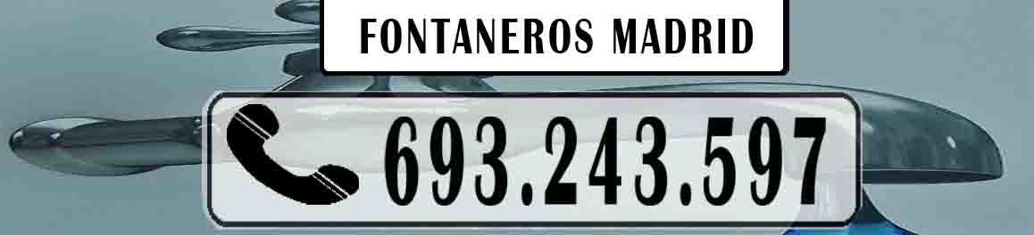 Fontanero Humanes Urgentes